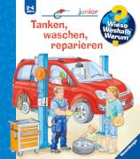 Ravensburger 32979 WWWjun69: Tanken, waschen, reparieren