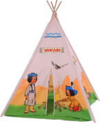 Indianer Tipi Yakari Friends