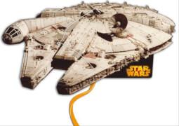Star Wars Millennium Falcon Drachen aus Nylon/Glasfaser, ca. 107 cm x 47,5 cm