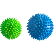 Fit4Fun Massagebälle blau+grün