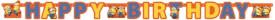 Partykette Minions 180 x 15 cm