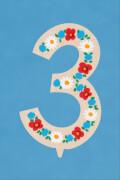 Geburtstags-Zahlen Nr. 3