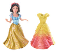 Mattel Disney MagiClip Mini Schneewittchen