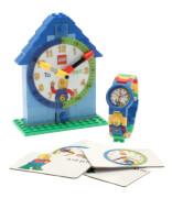 LEGO Time Teacher Boy blau