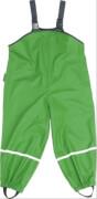 Playshoes Regenlatzhose, grün, Gr. 116